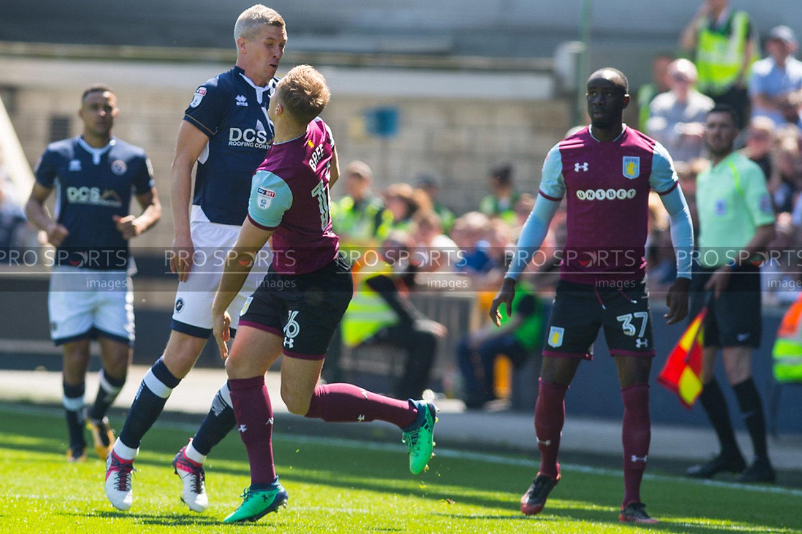 Millwall Vs Aston Villa 6 May 2018