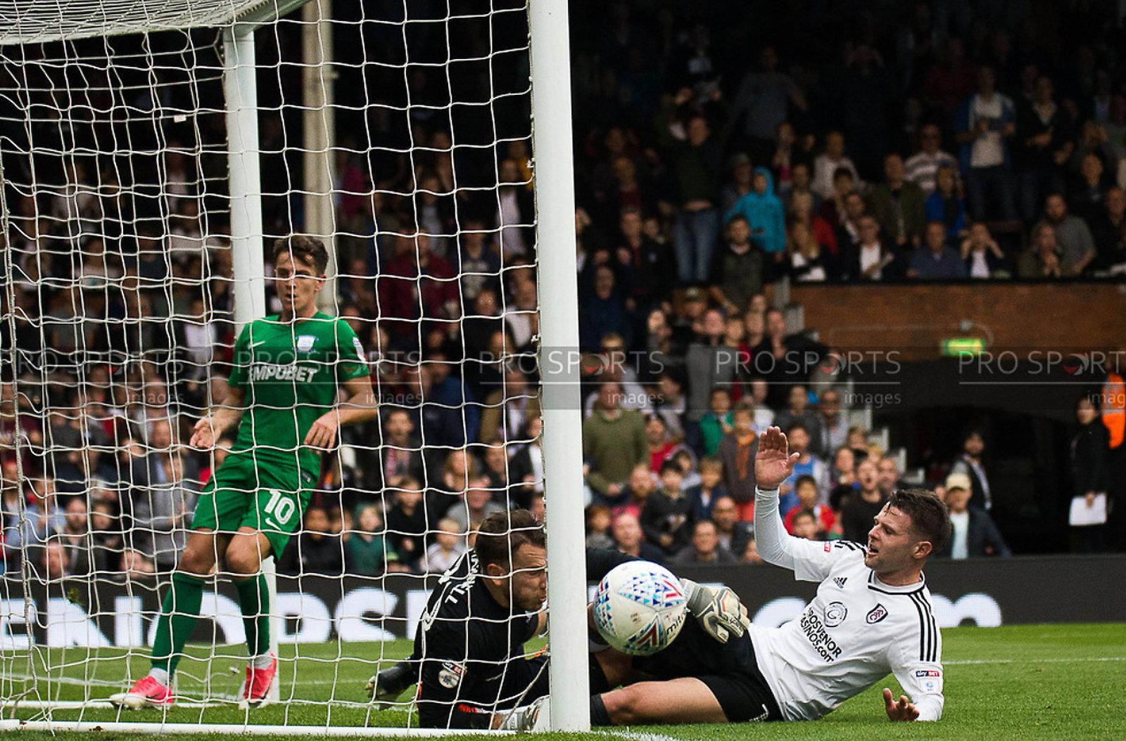 Fulham Vs Preston North End