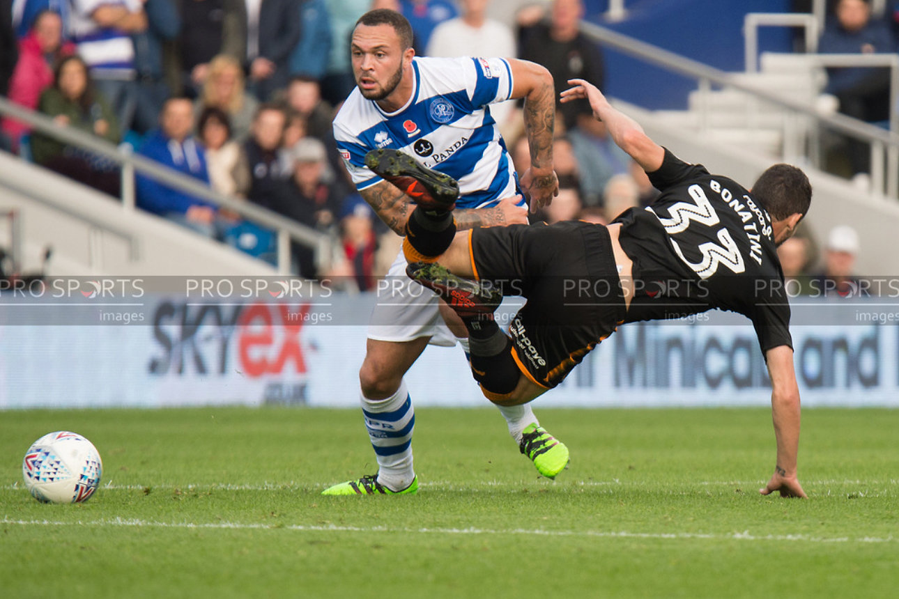 QPR Vs Wolverhampton Wanderers 28 October 2017