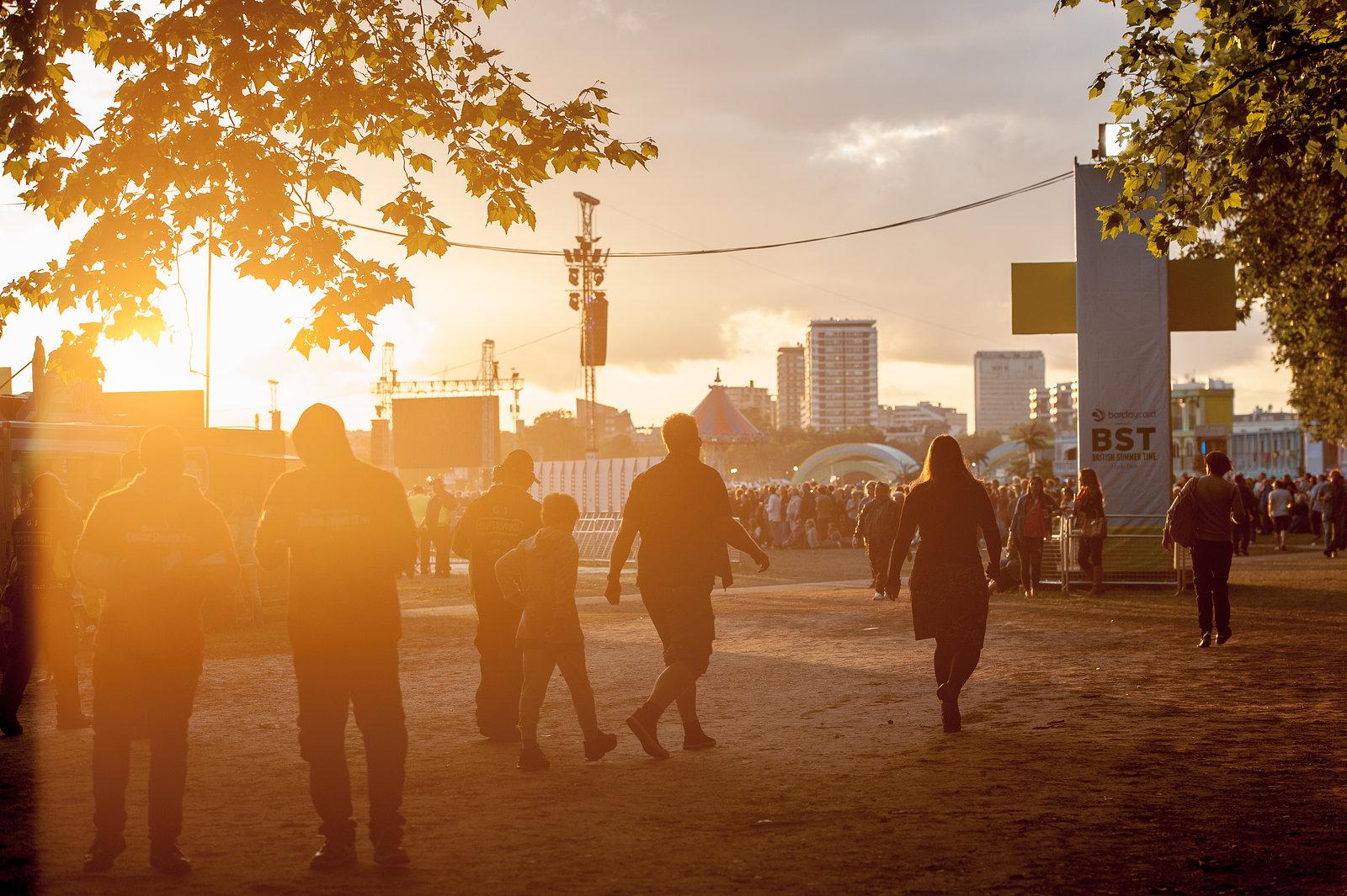 Barclaycard Presents British Summer Time Festival 2016