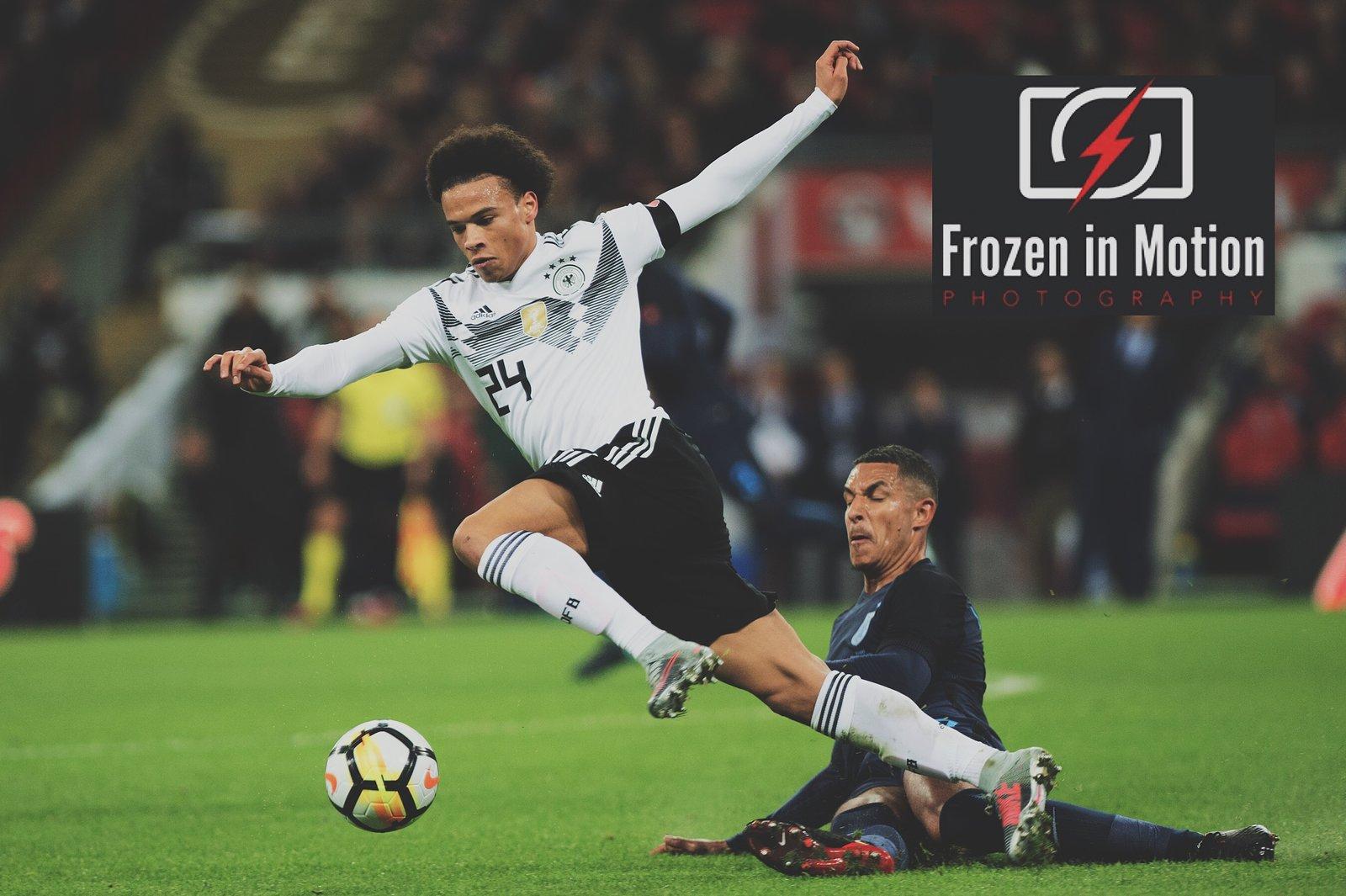 England Vs Germany - International Friendly