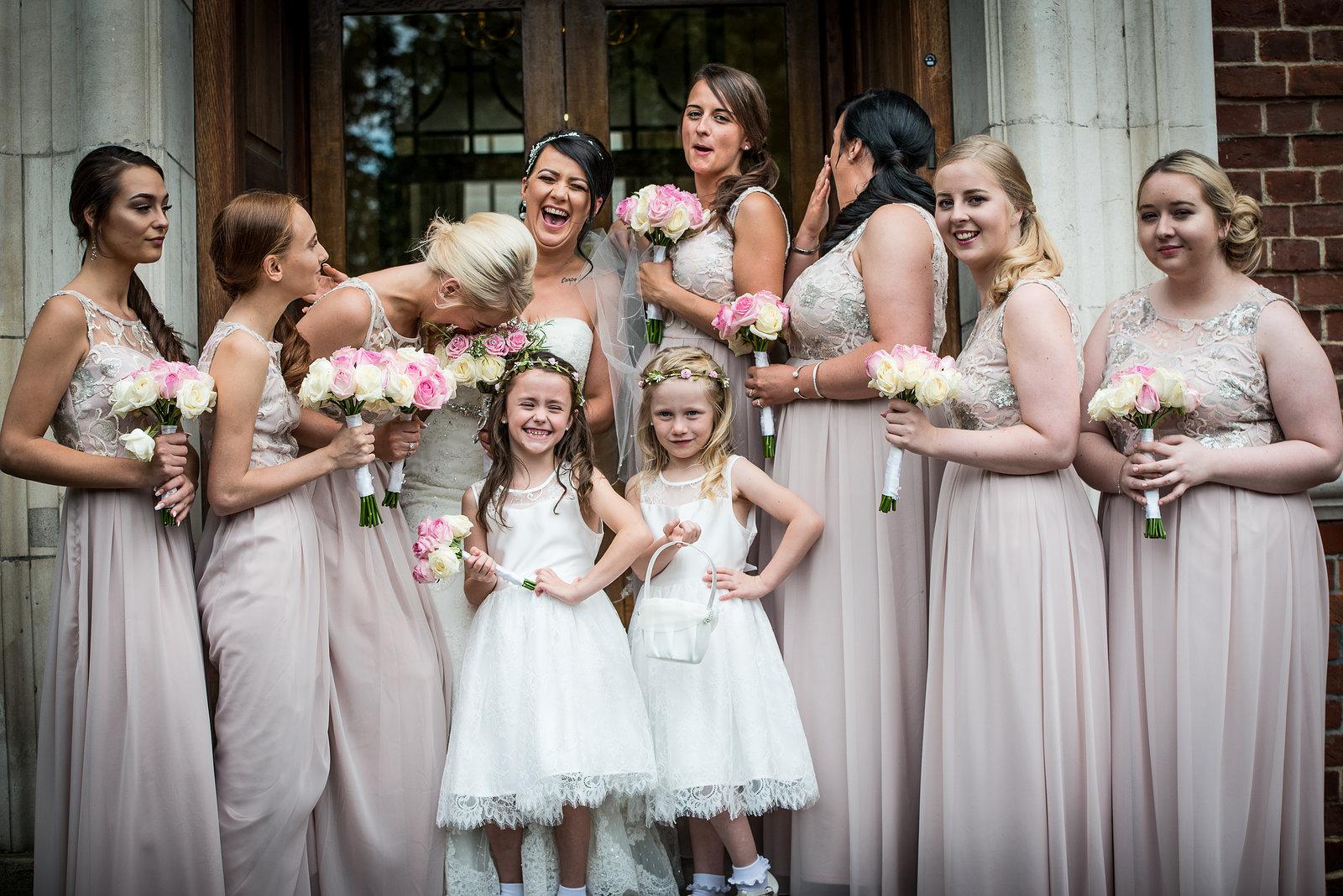 Rebecca and Scott's Wedding 5 August 2017