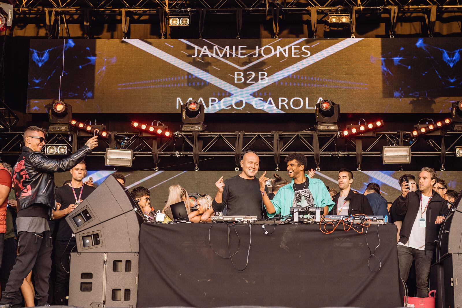 Jamie Jones b2b Marco Carola