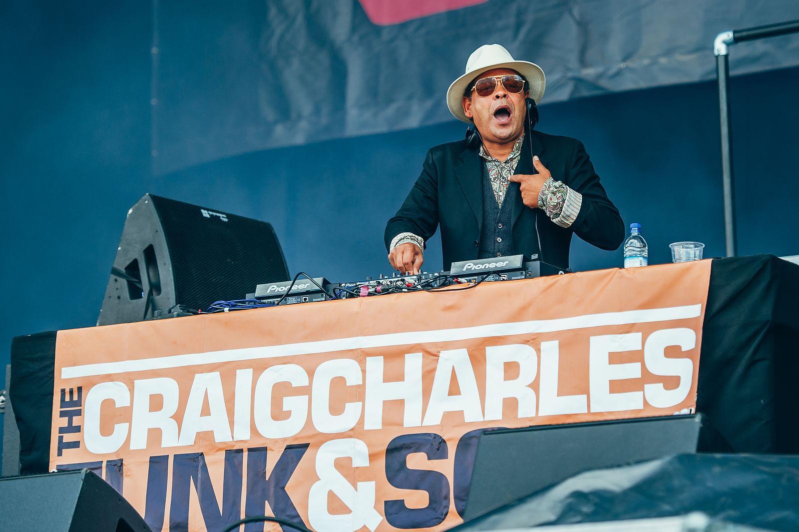 Craig Charles Funk and Soul / Parklife 2015