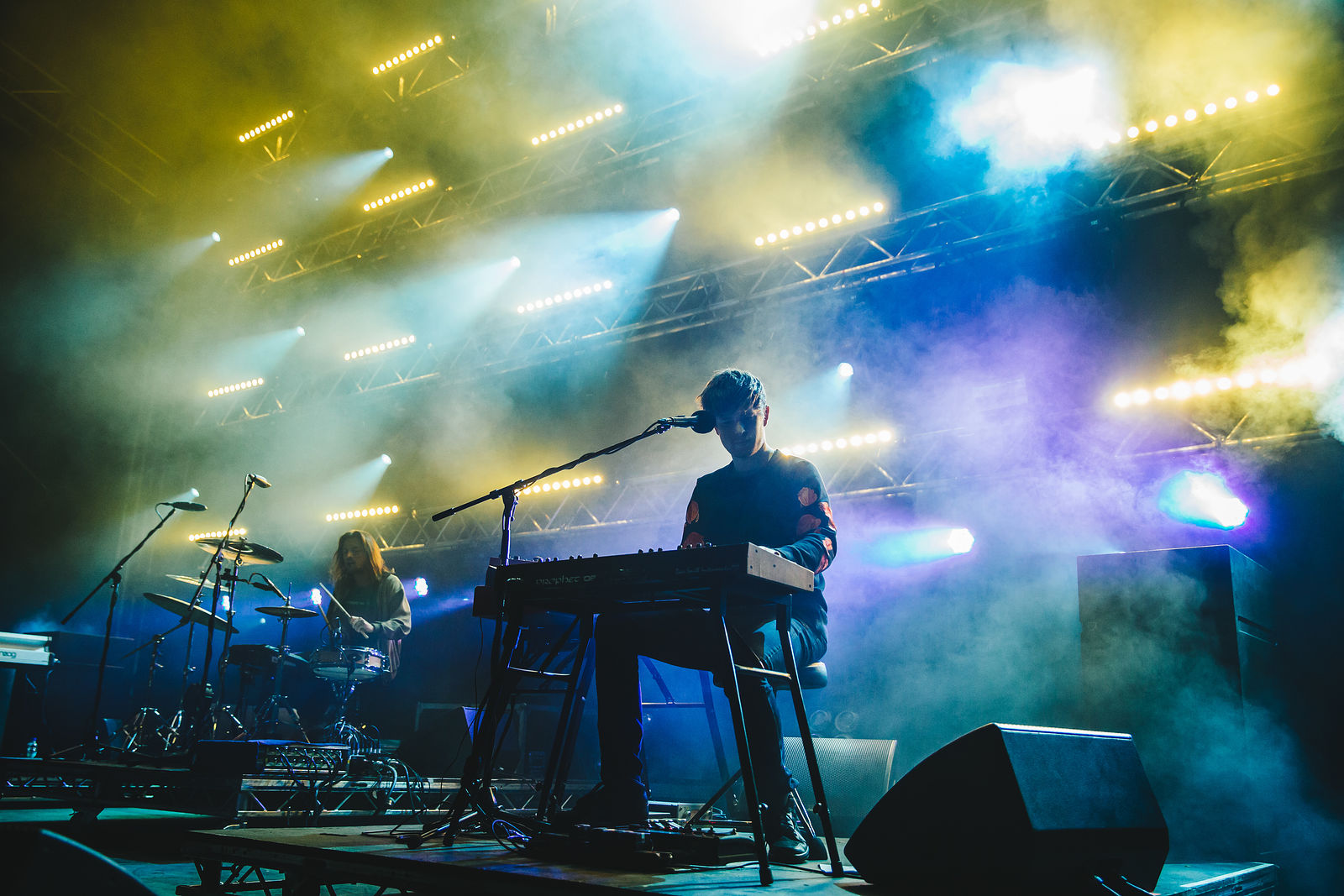 James Blake / Parklife 2015