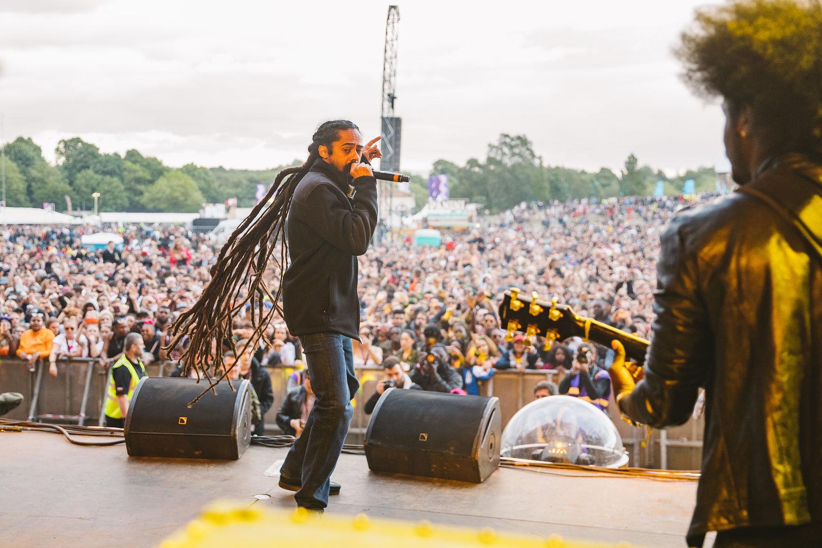 Damian 'JR Gong' Marley