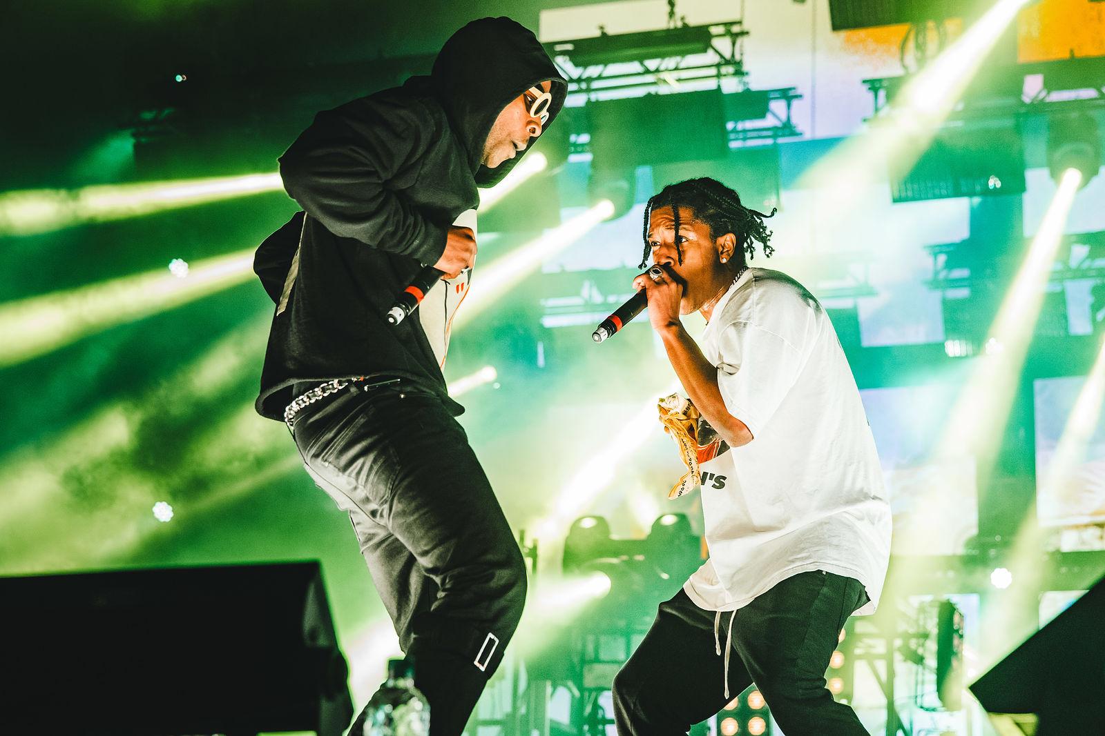 Parklife | Gallery | A$AP Rocky & Skepta | Skepta