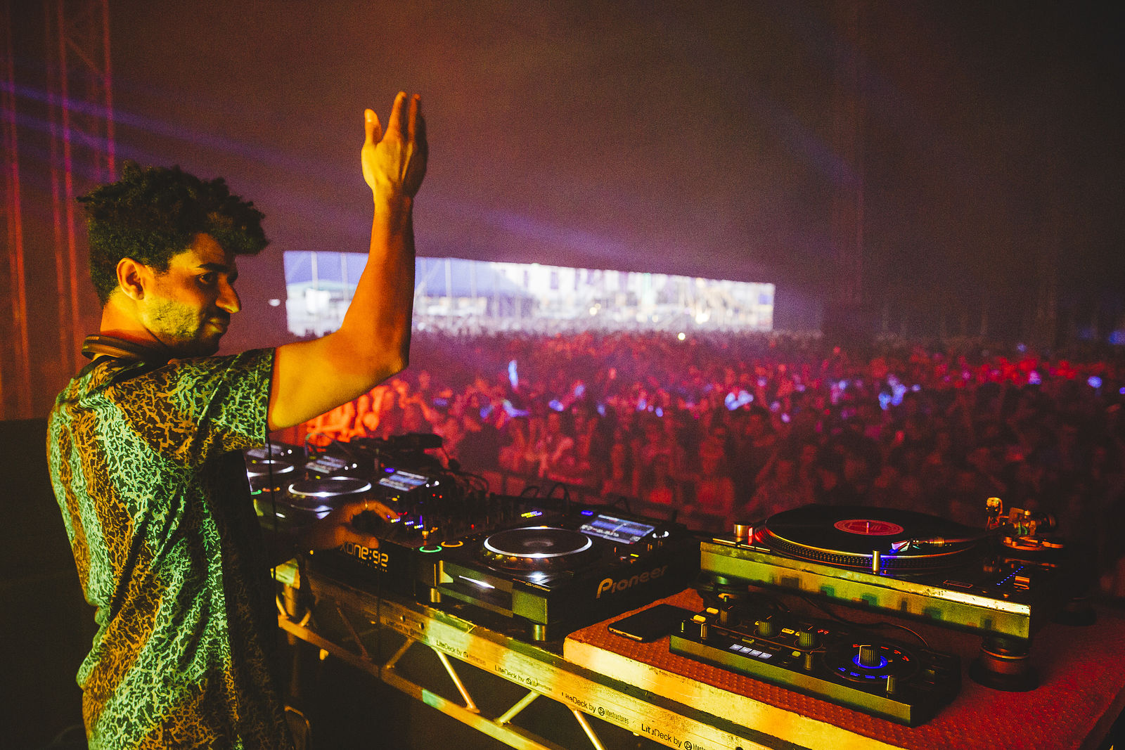 Jamie Jones / Parklife 2015