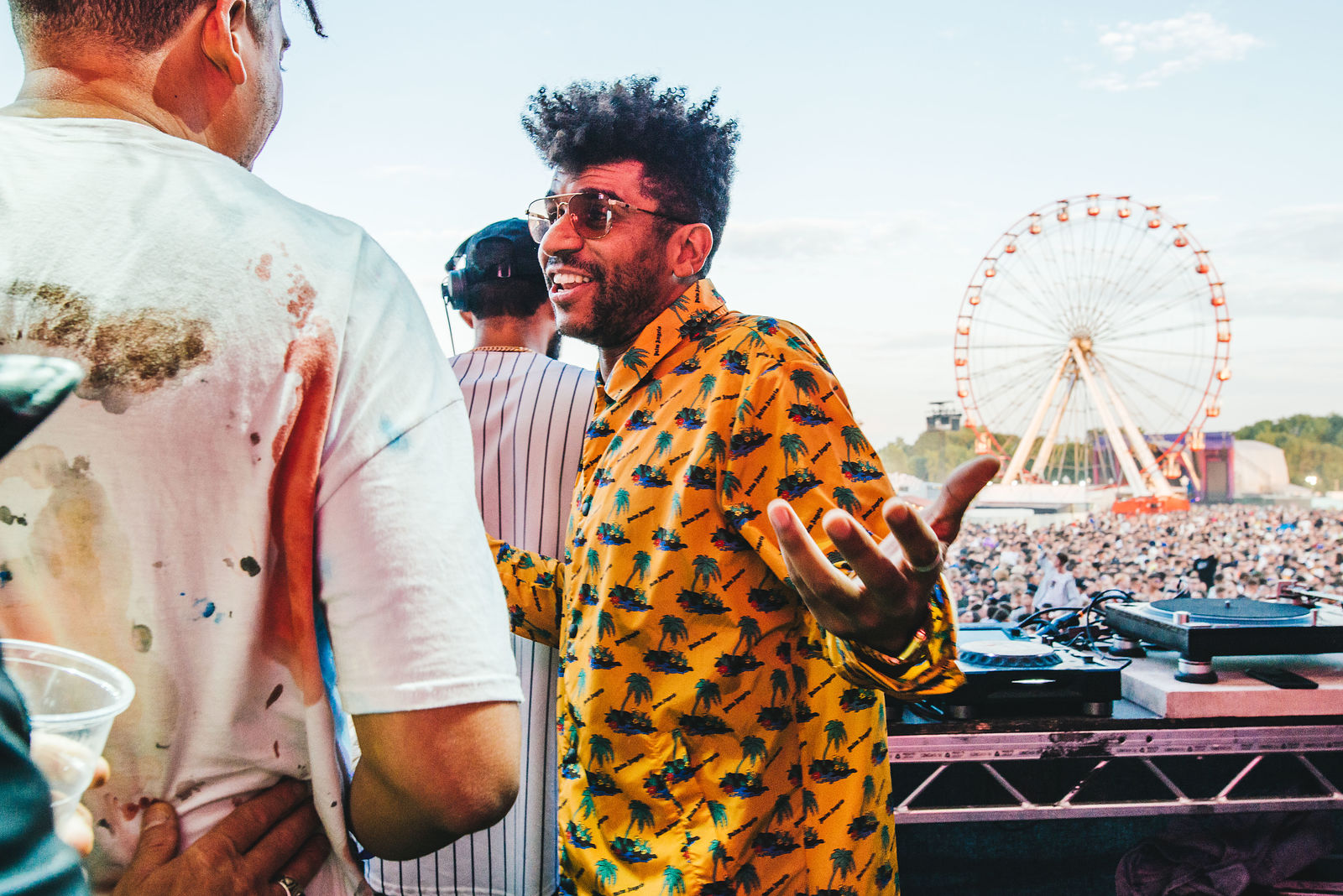 Jamie Jones B2B Seth Troxler B2B The Martinez Brothers