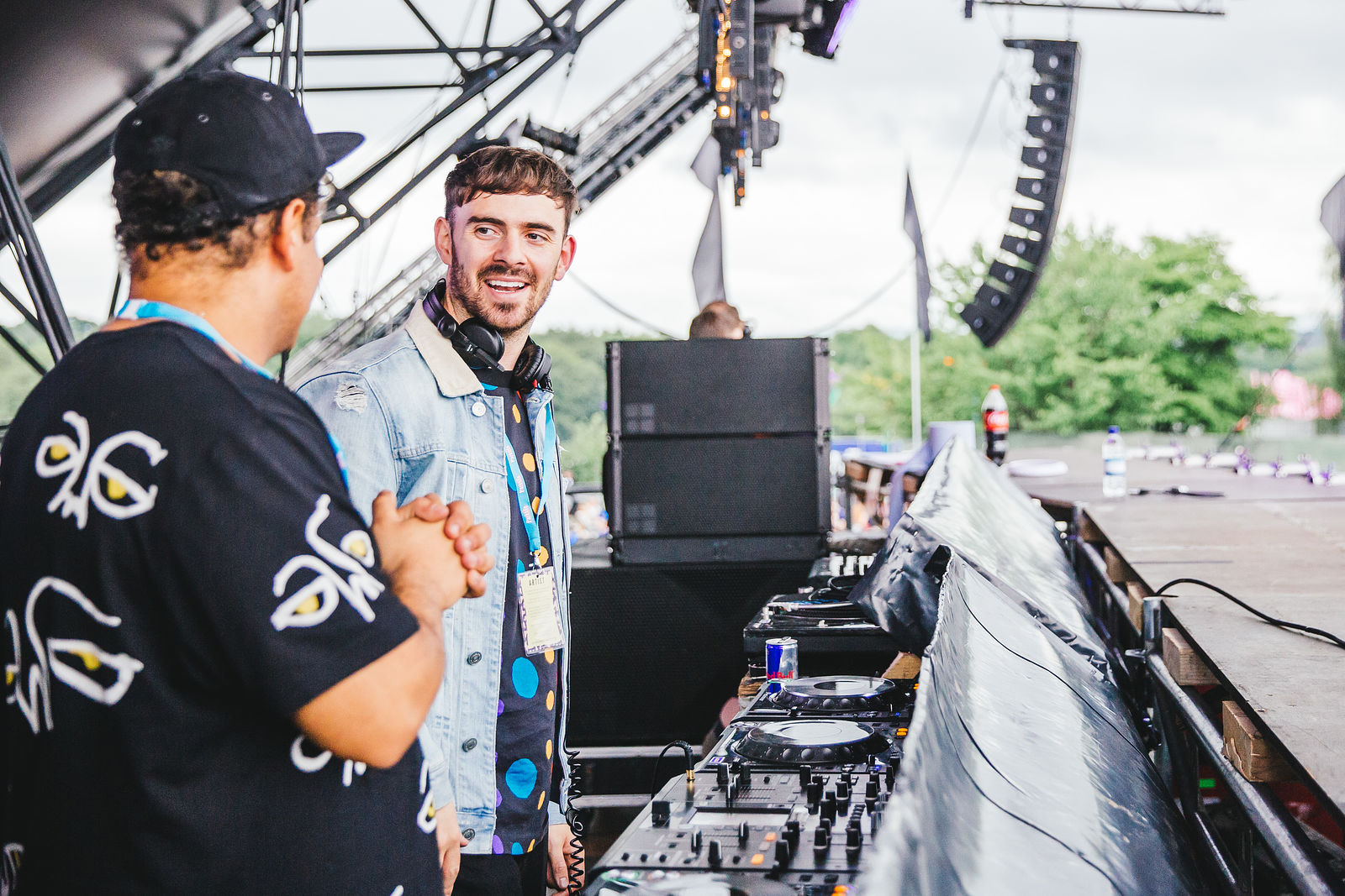 Richy Ahmed b2b Patrick Topping