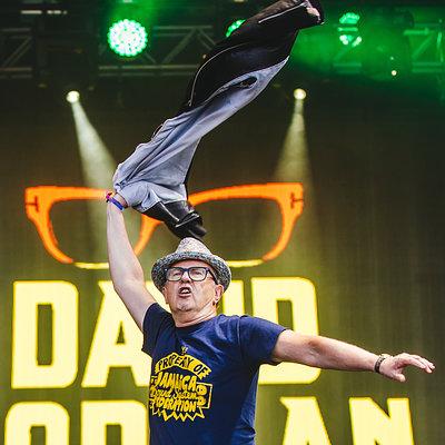 David Rodigan / Parklife 2015