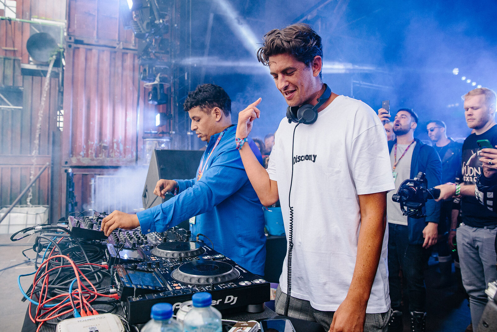 Skream b2b Richy Ahmed
