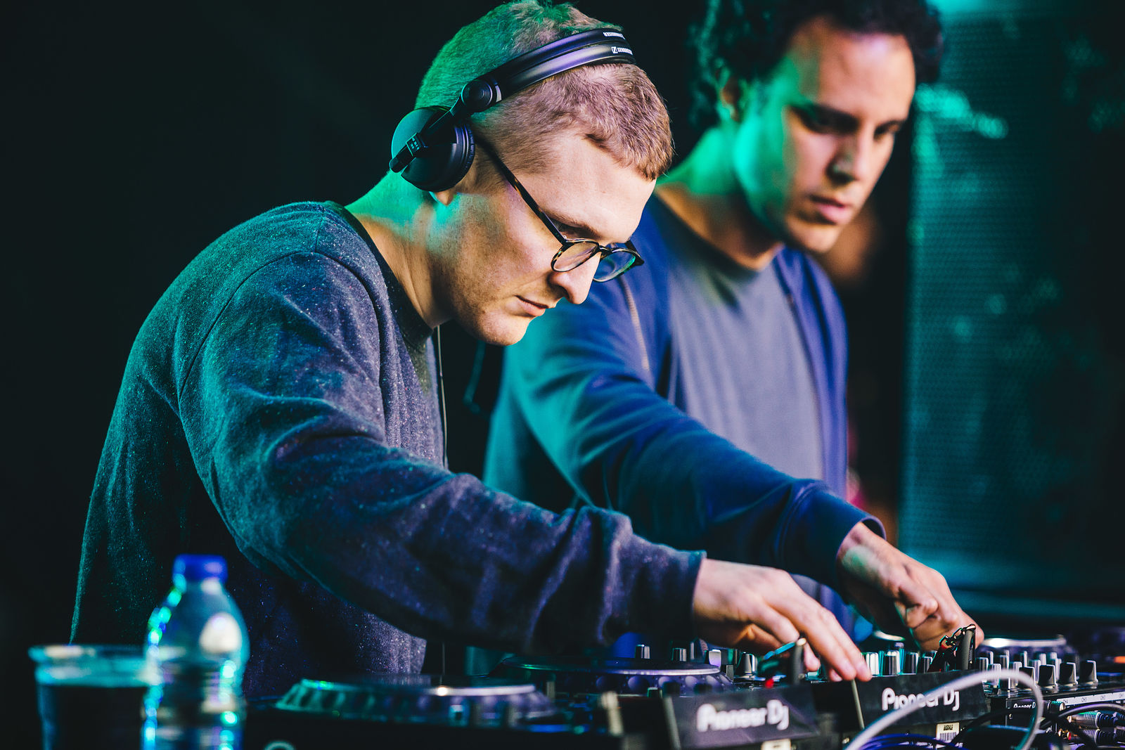 Four Tet B2B Floating Points
