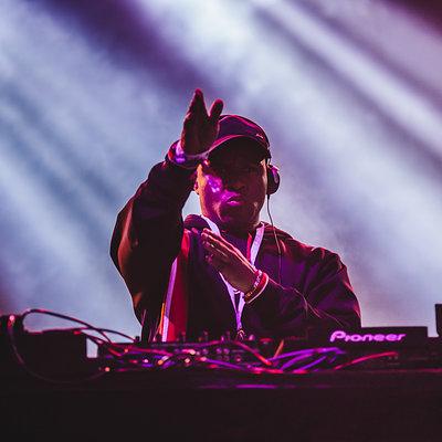 DJ EZ / Parklife 2015
