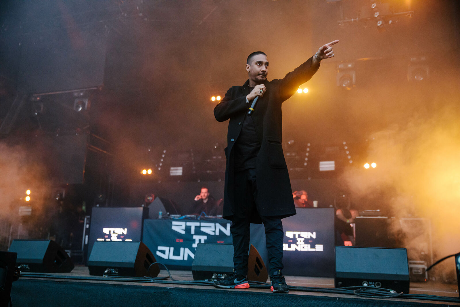 Chase & Status Return II Jungle DJ Set