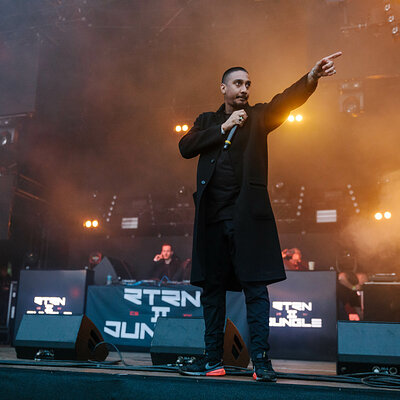 Chase & Status Return II Jungle DJ Set