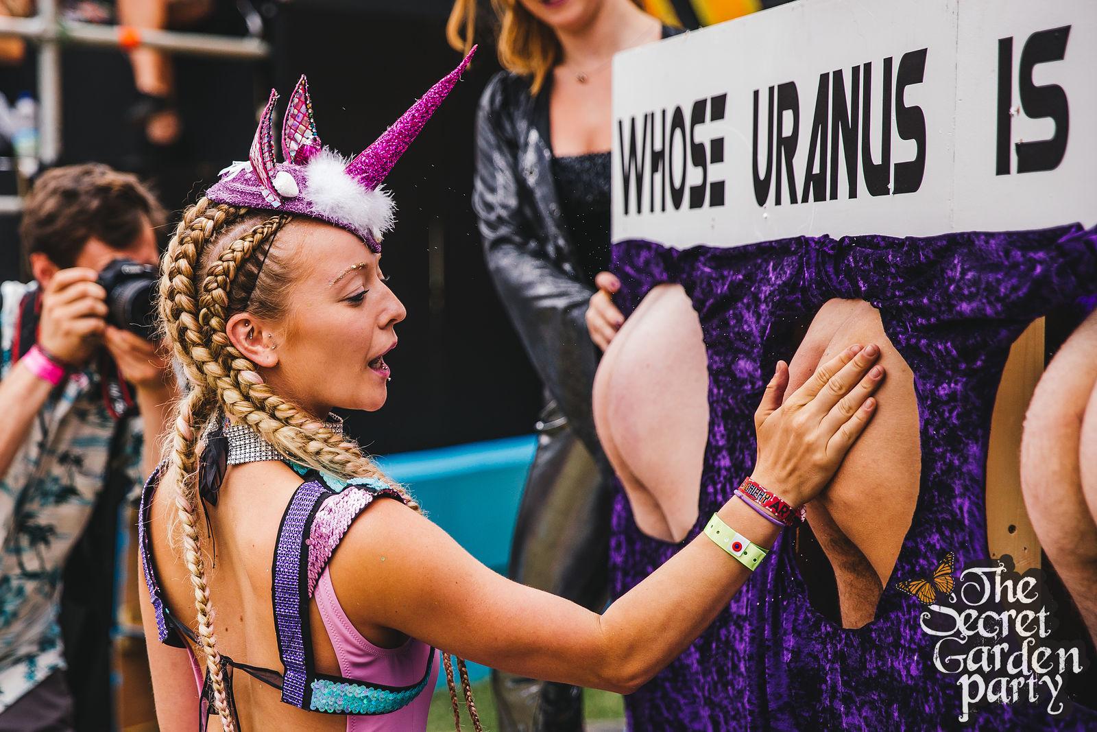 Who's Uranus Is It Anyway?