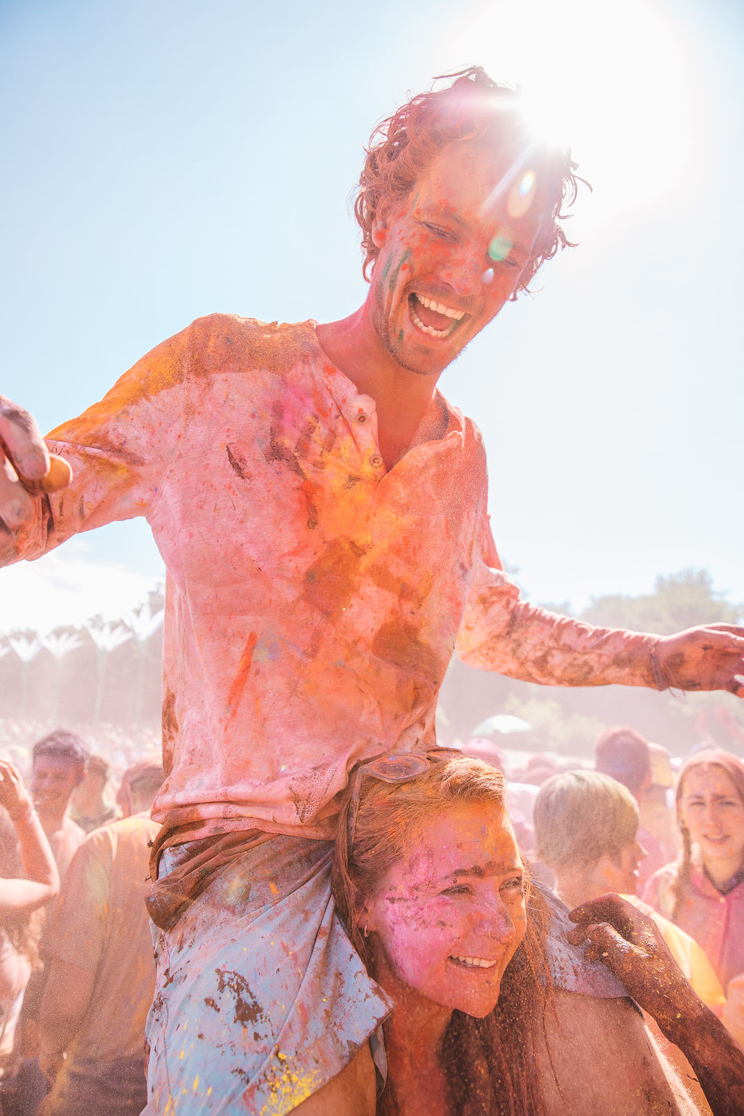 The Final Paint Fight