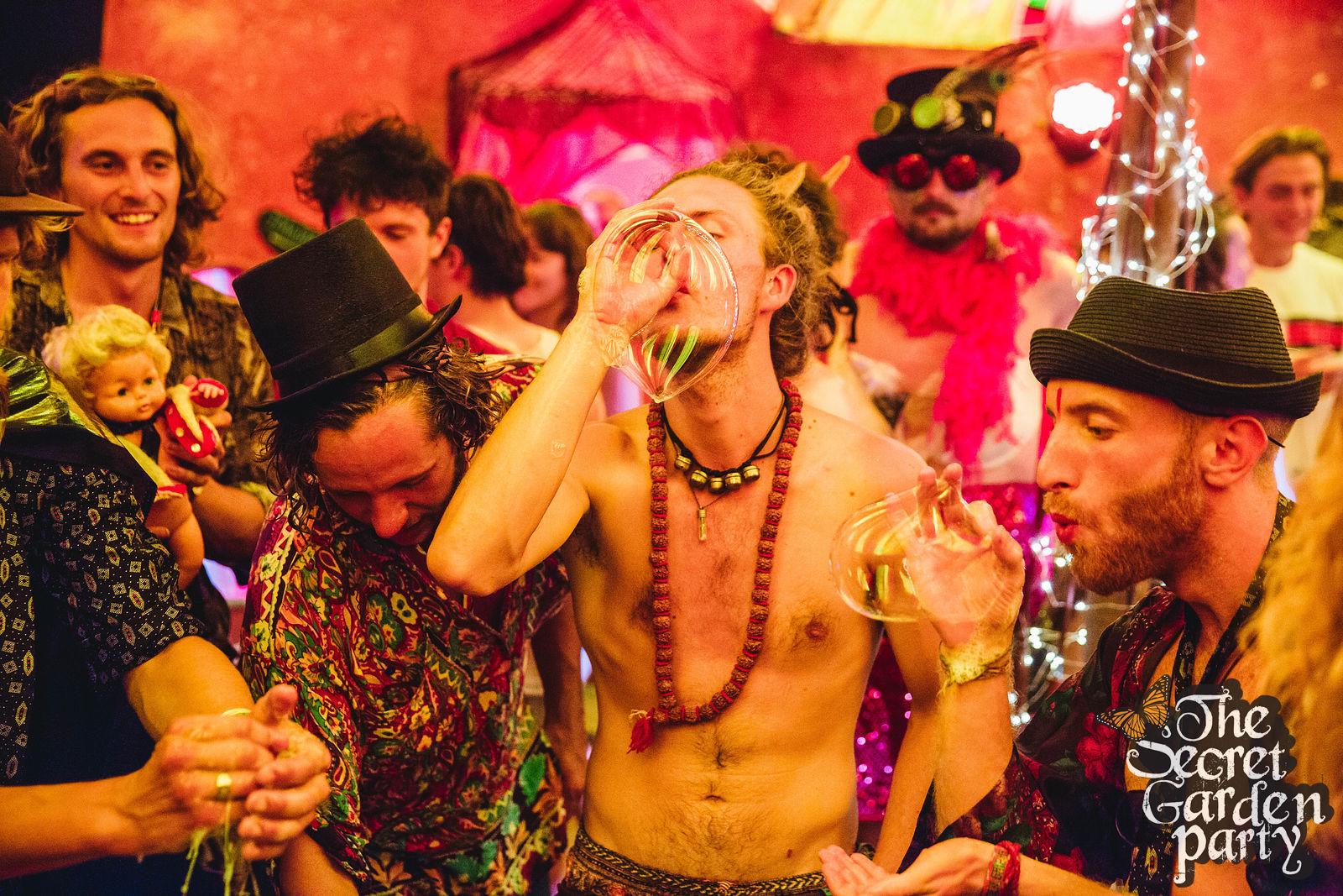 Bubble Ceremony