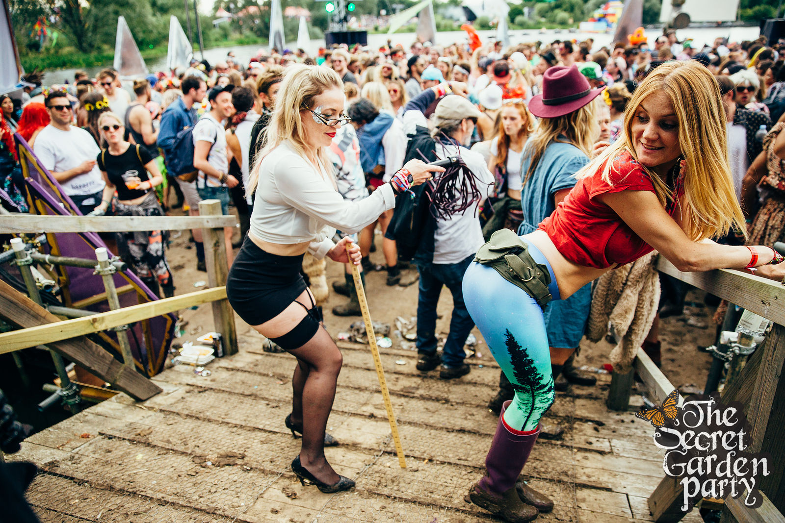 Secret Garden Party | 2015 | Secret Garden Party 2015 | Saay