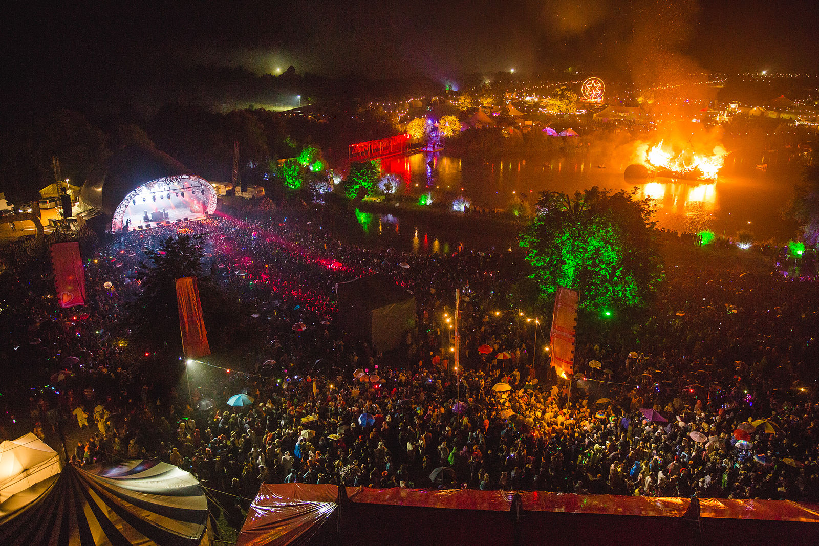 Secret Garden Party | 2013 | The Big Burn | The Big Burn
