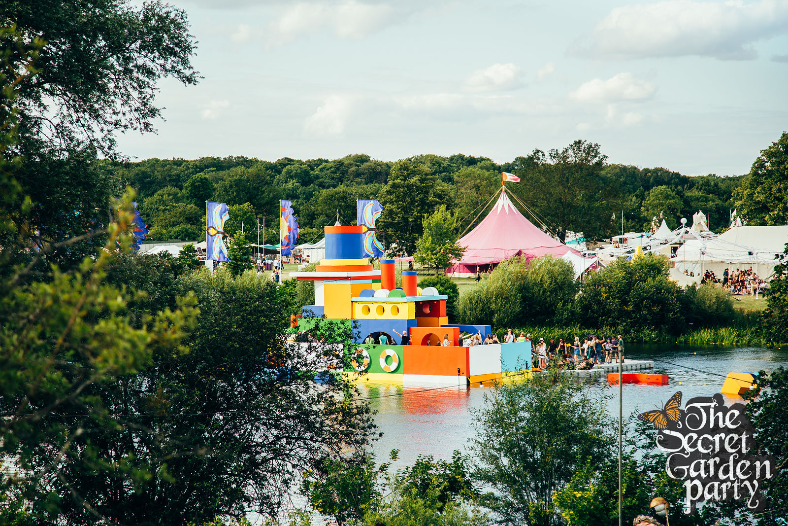 Secret Garden Party2015Highlights 2015