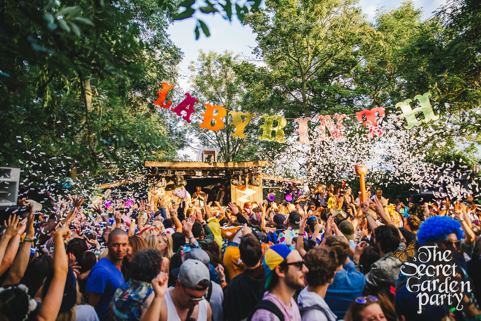 Secret Garden Party 2015 Highlights 2015