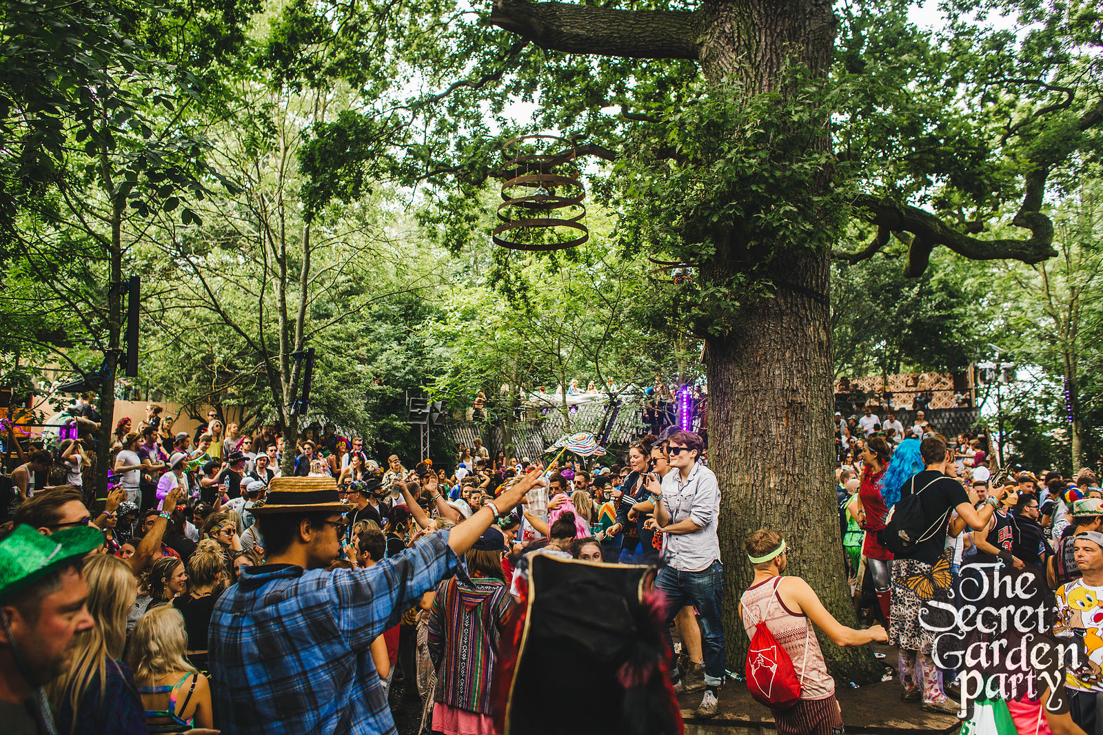 Secret Garden Party | 2015 | Secret Garden Party 2015 | Lost Woods