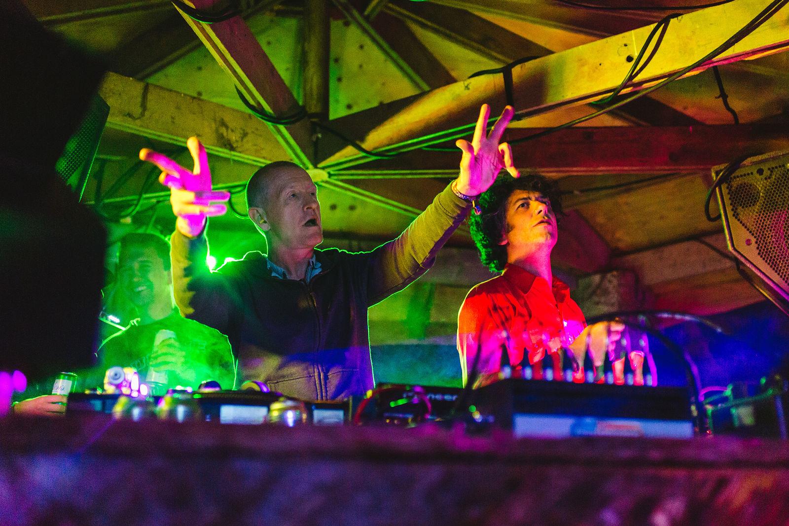 Steve Davis & Kavus Torabi