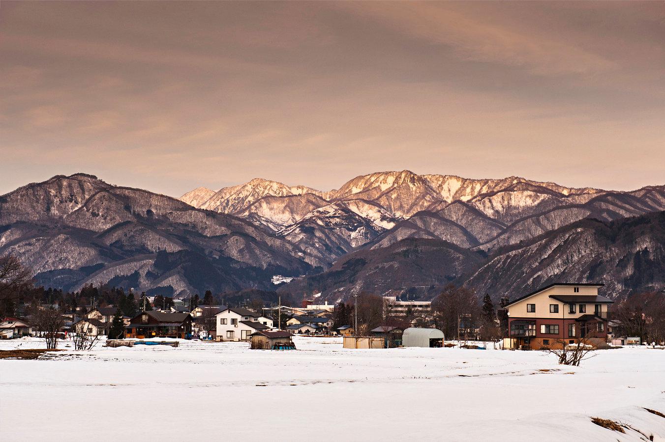 Koshinetsu Region, Japan