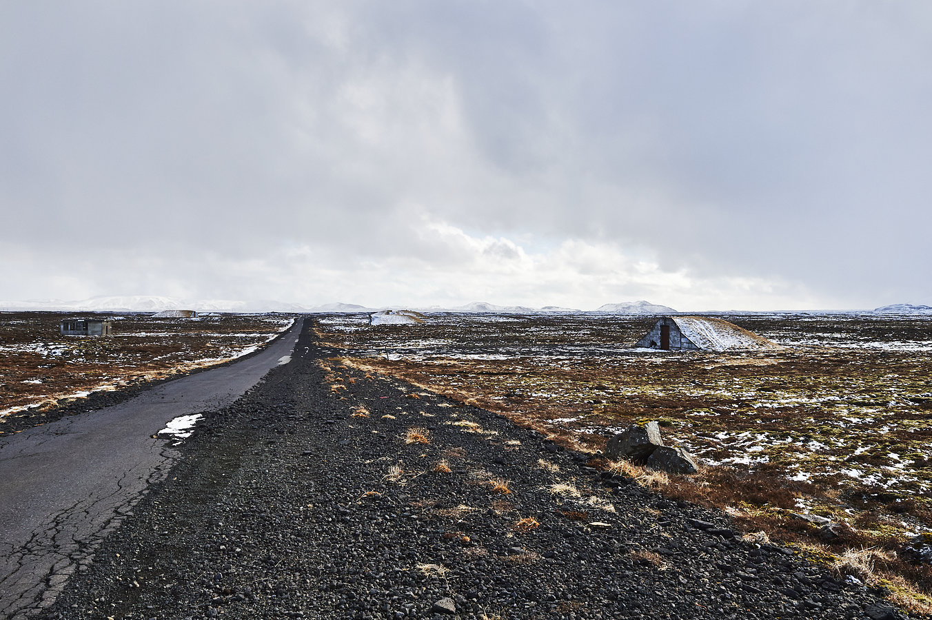 The Place In-Between, Iceland