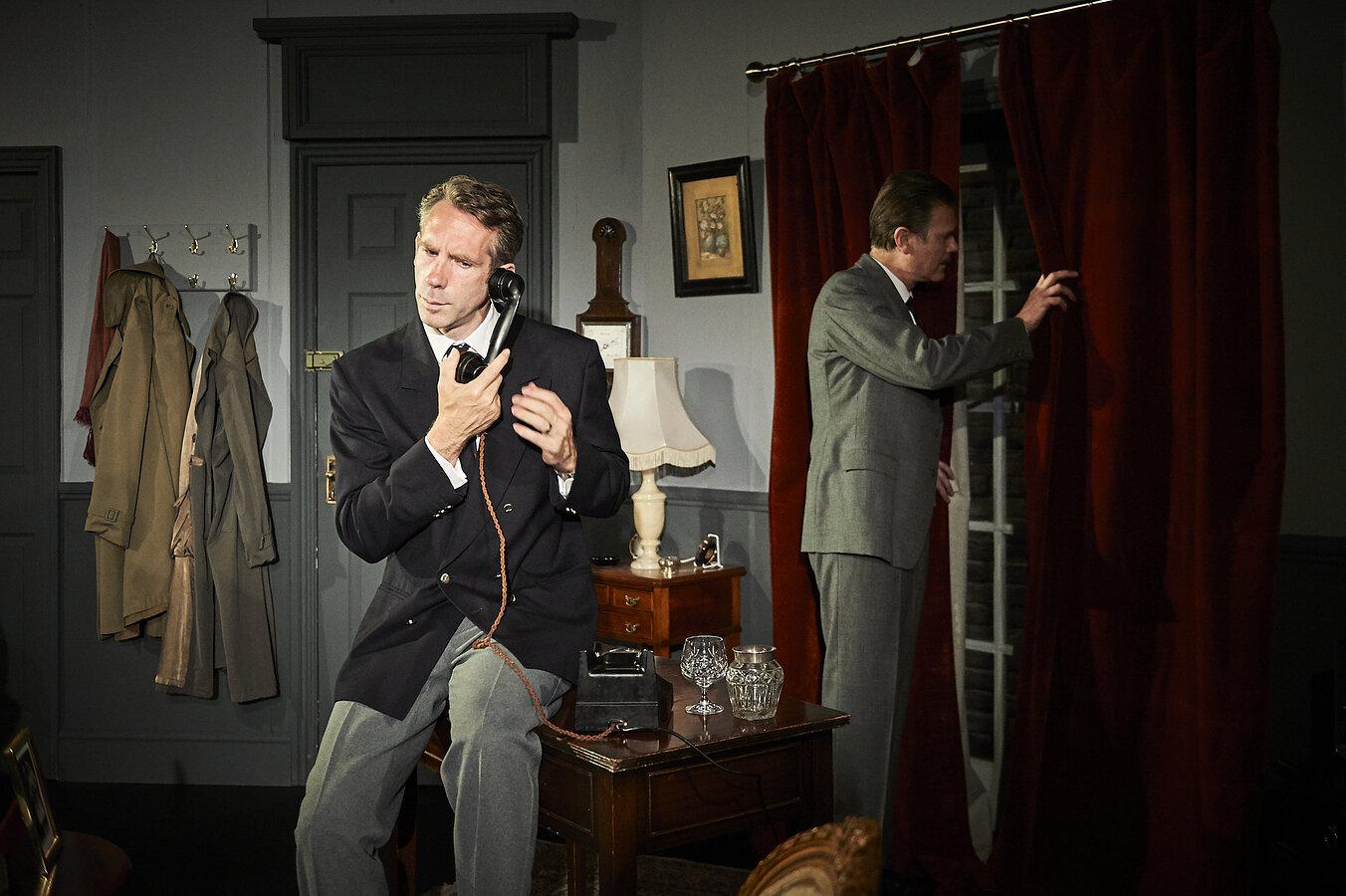 Sheringham Little Theatre- Dail M for Murder