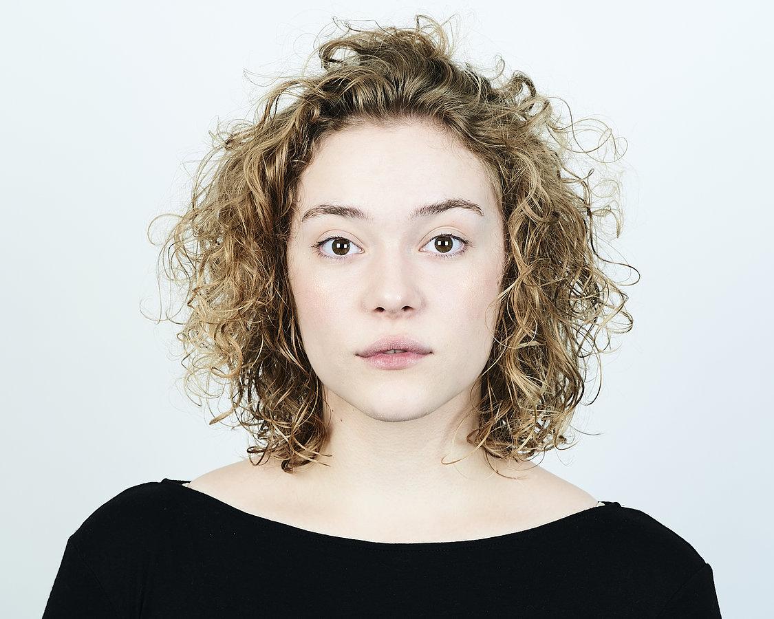 Actress Megan Bailes