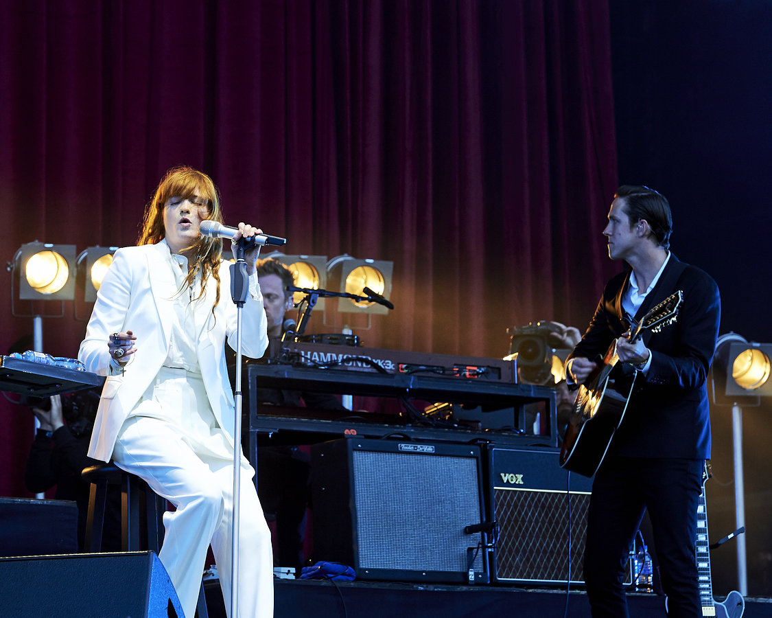 Florence Welch-Florence and the Machine