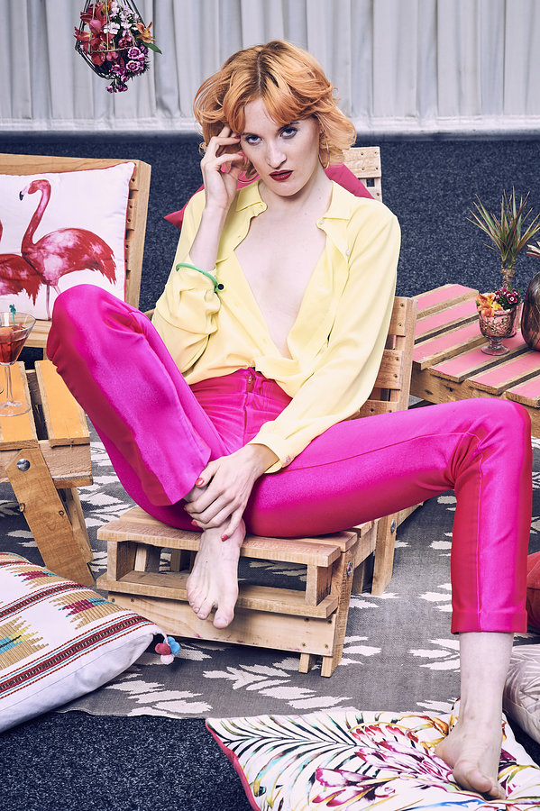 Resident Magazine-Pop Art Editorial