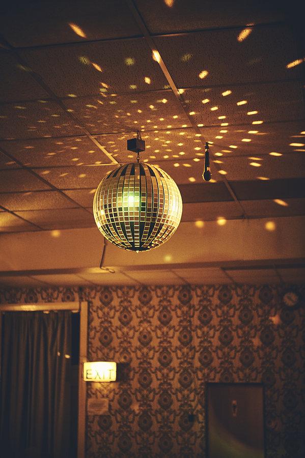 Disco Ball, Labour Club