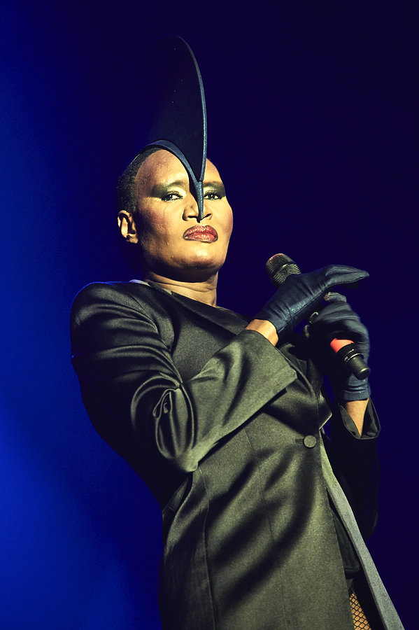 Grace Jones, Latitude Festival 2009