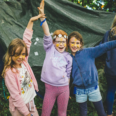 Overnight Kids Camp Out
