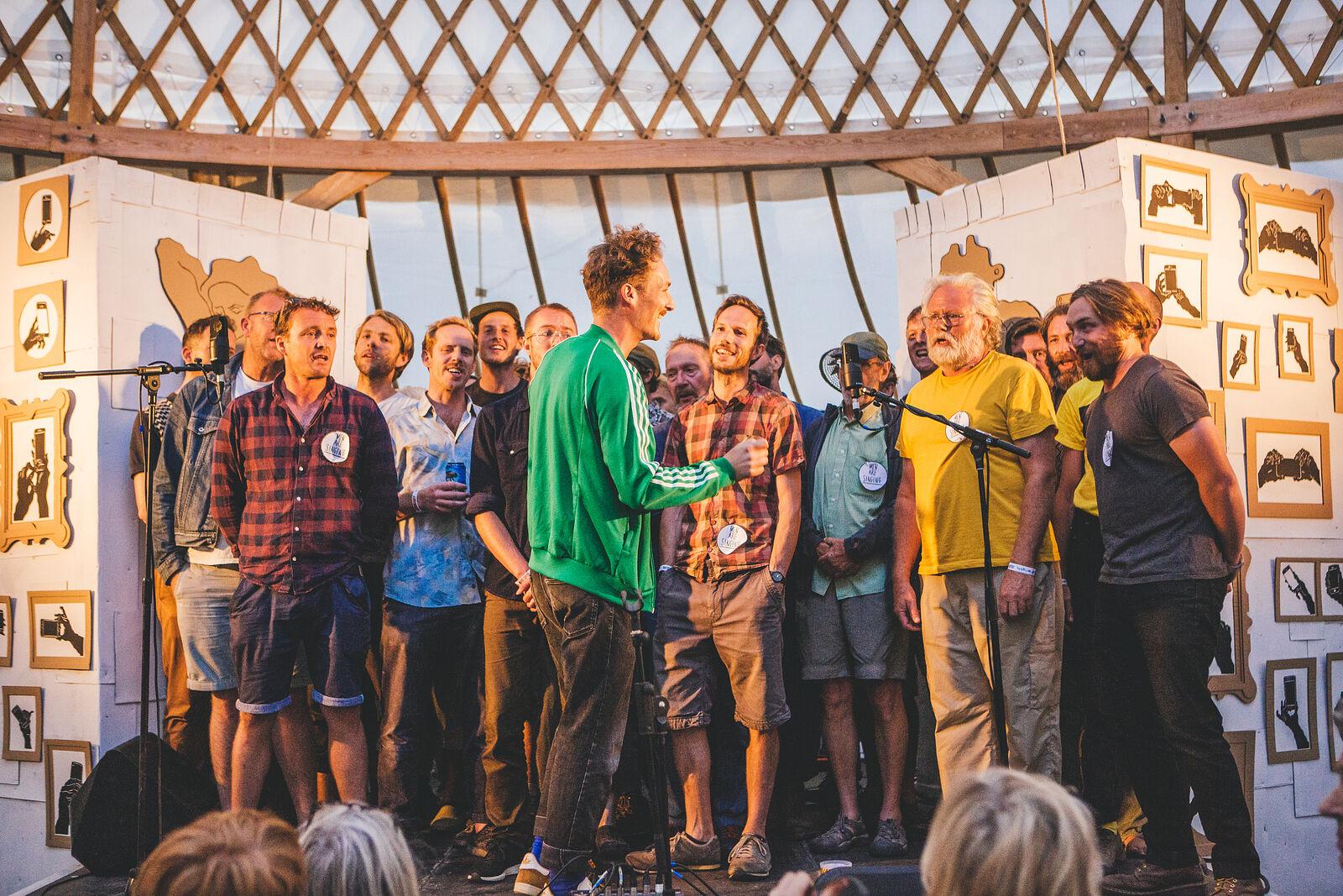 Men Are Singing