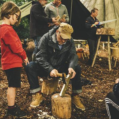 Survival Wisdom Camp