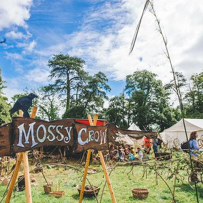 Mossy Crow