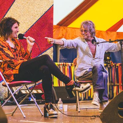 Noel Fielding & Bruce Robinson