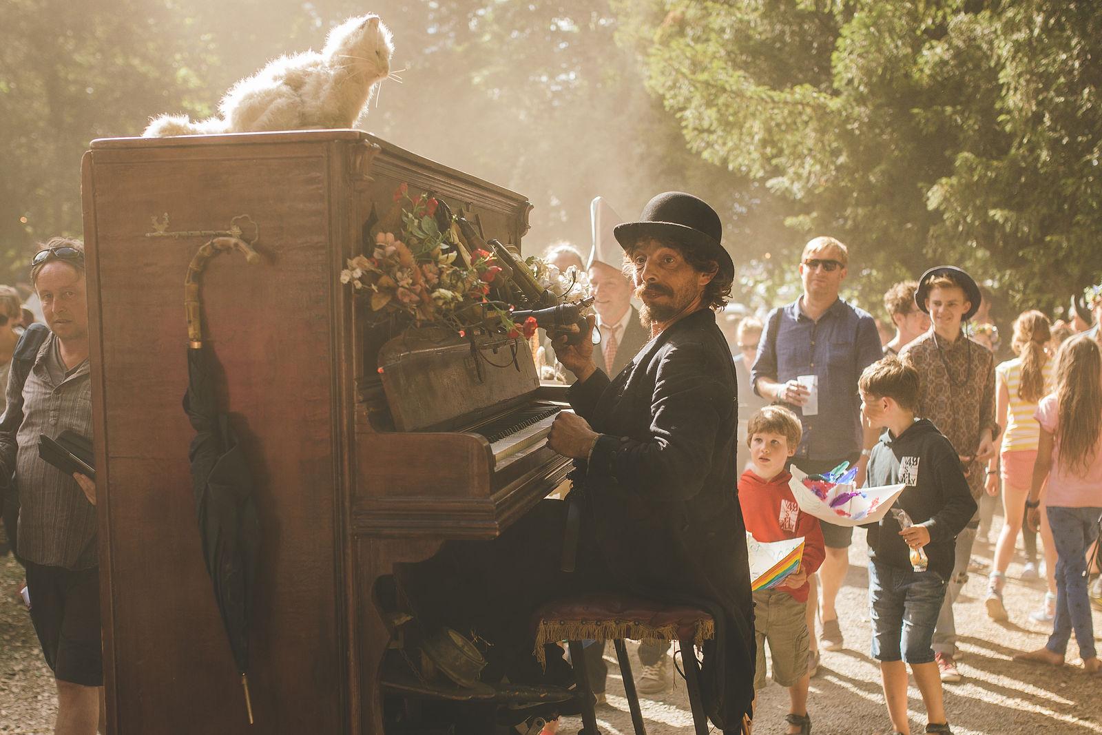 Rimski's Piano