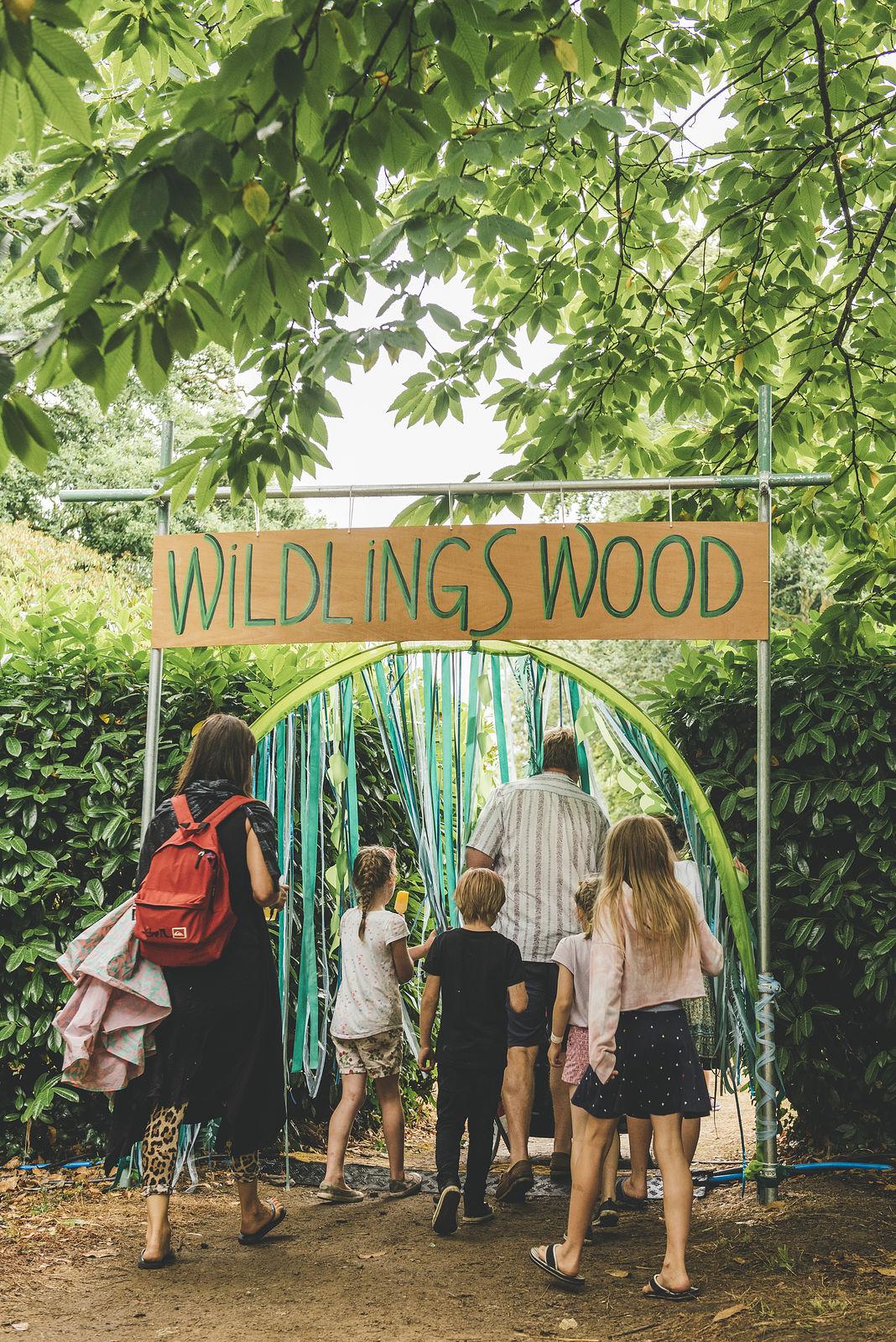 Wilding's Wood
