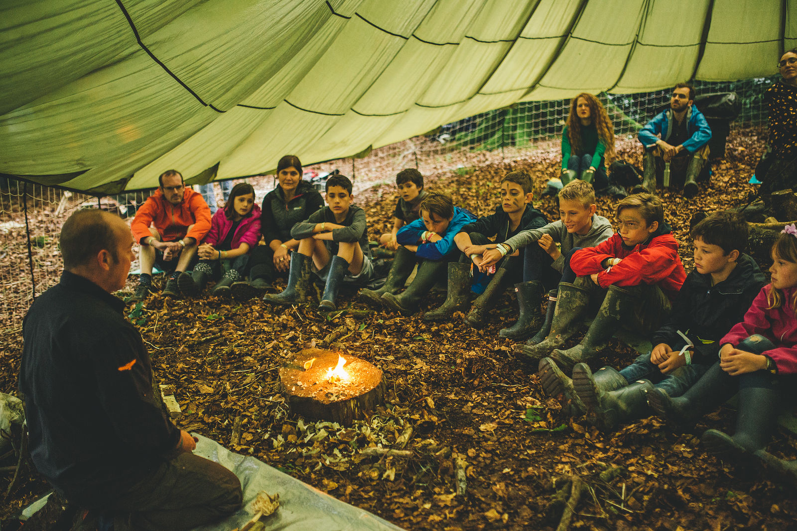 Survival Wisdom Camp