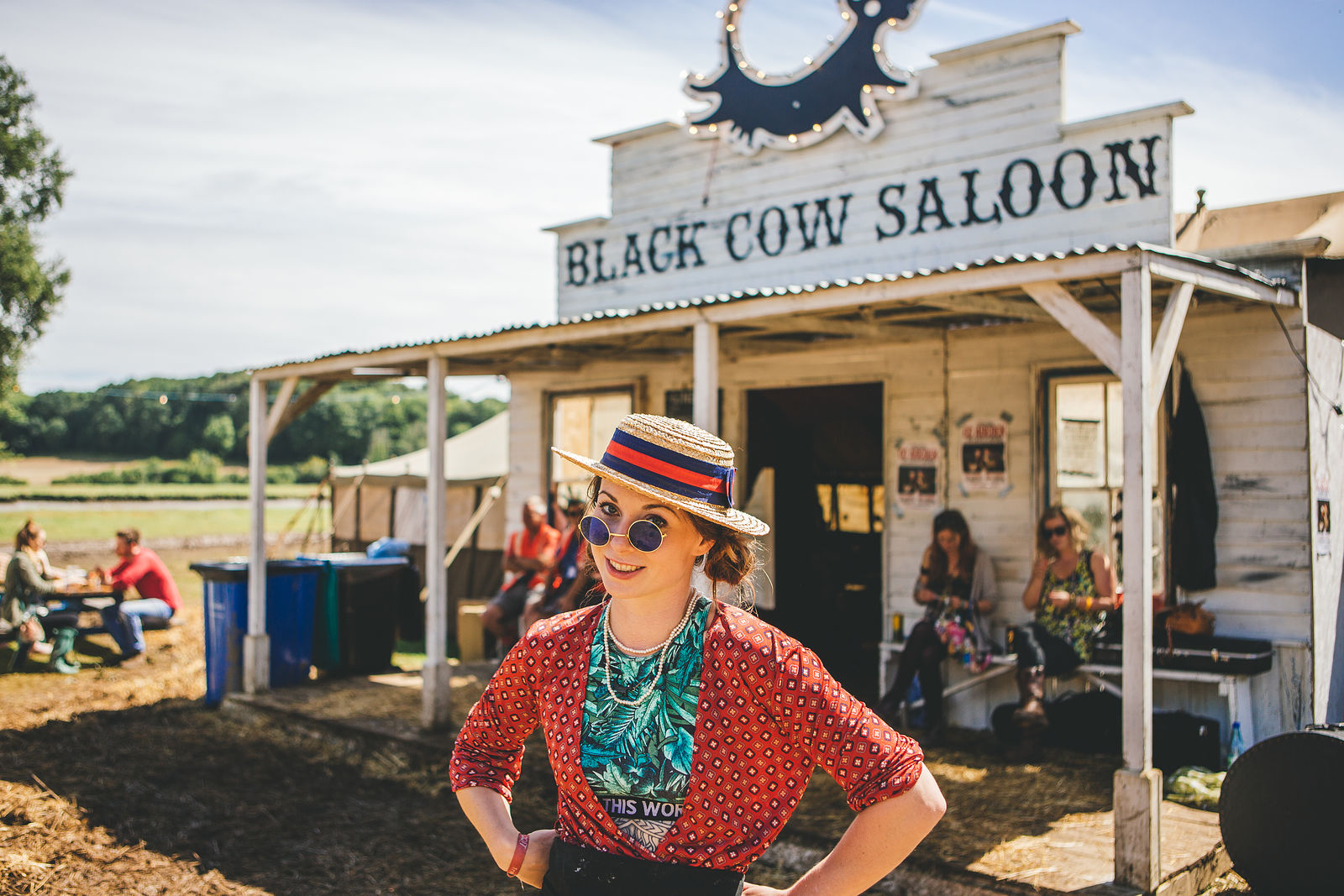 Black Cow Saloon
