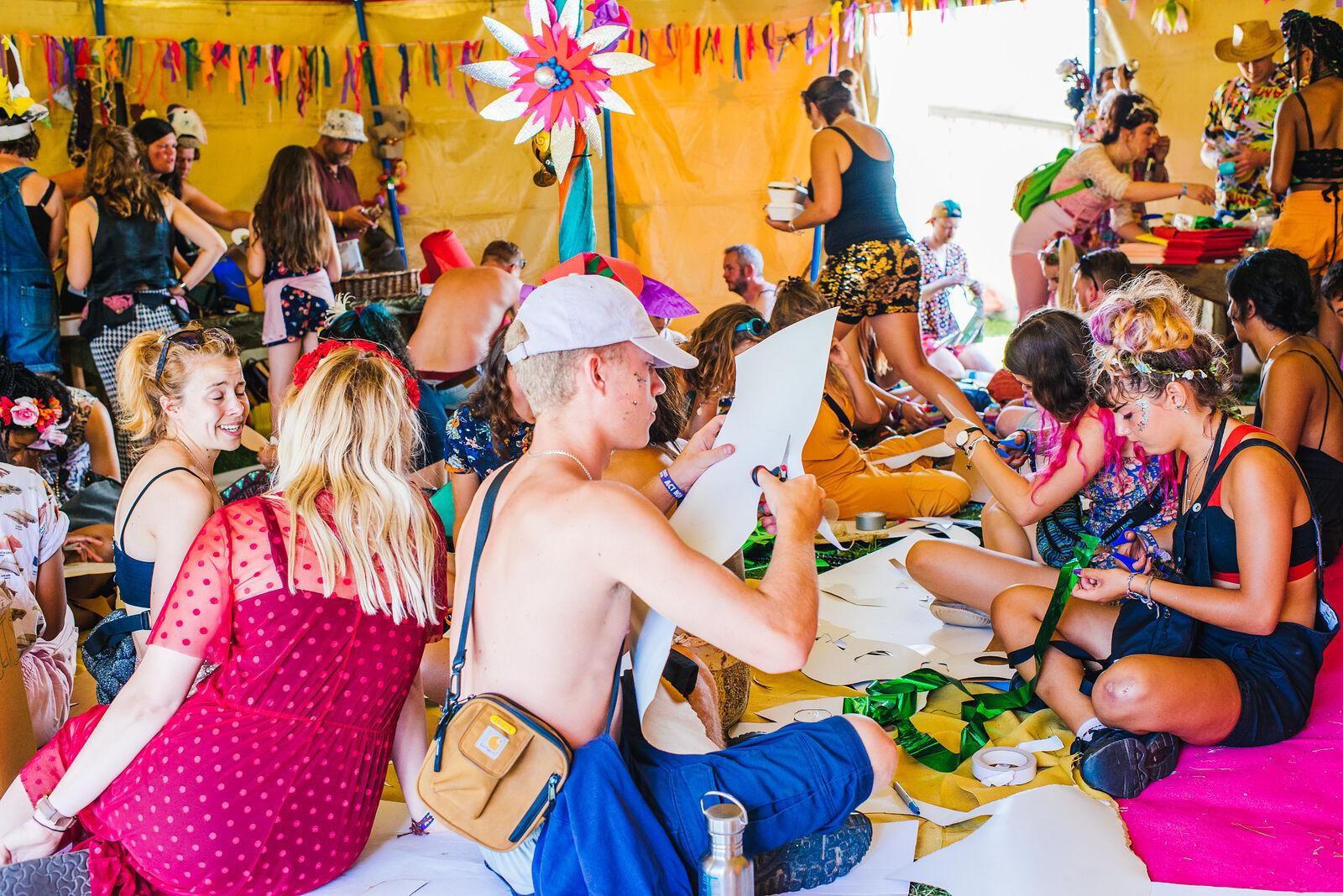 Carnival Yurt
