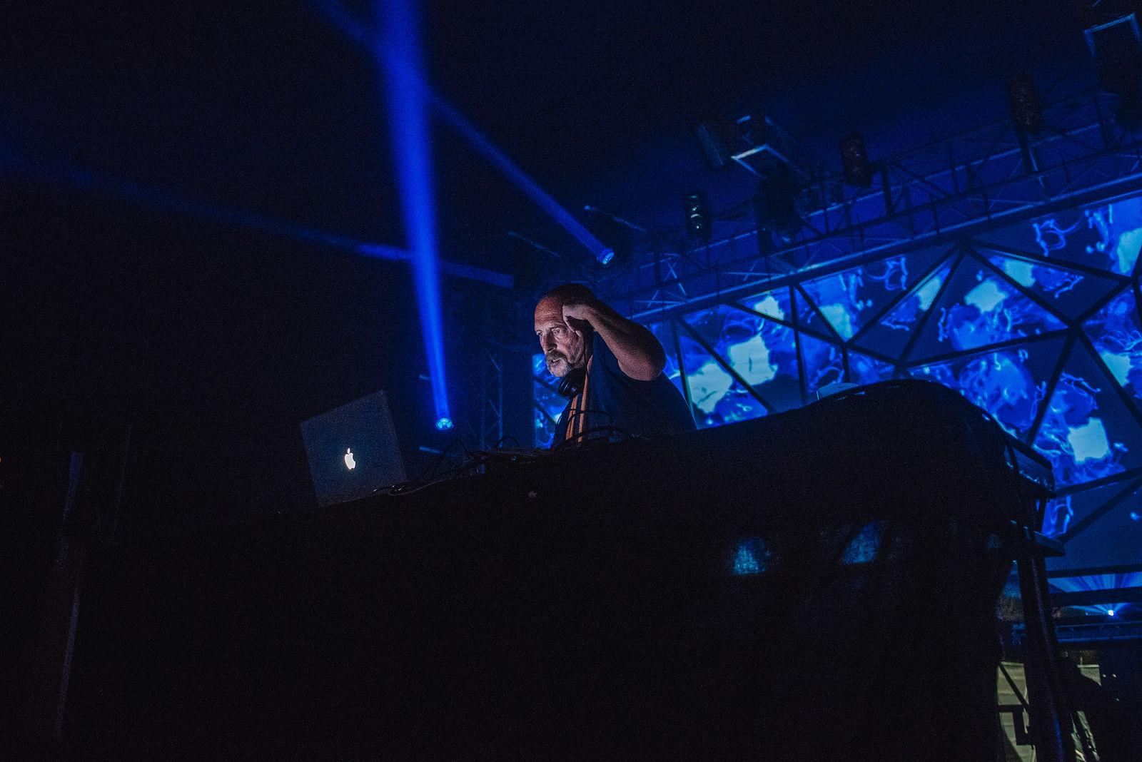 DJ Phil Hartnoll