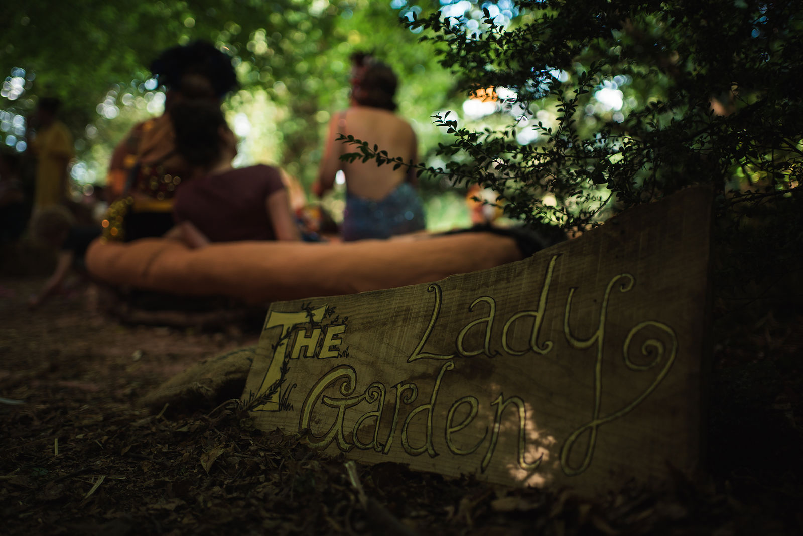 Shambala Festival | Gallery | The Lady Garden