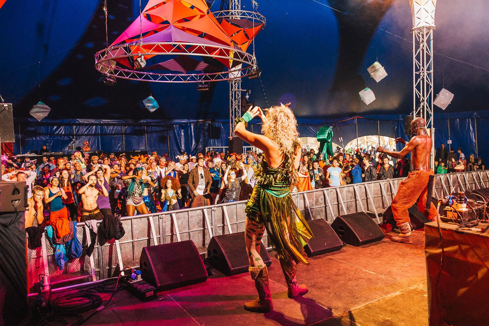 Kamikaze Karnival Party